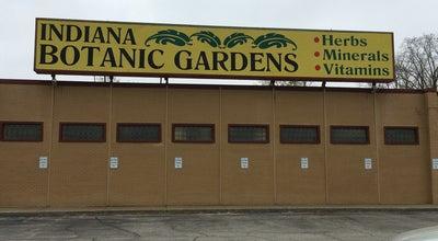 Photo of Botanical Garden Indiana Botanic Gardens / Botanic Choice at 3401 W 37th Ave, Hobart, IN 46342, United States