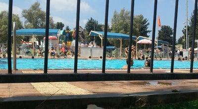 Photo of Water Park [מימדיון]   Meymadion water park at Ganei Yehoshua  Park, Tel Aviv, Israel