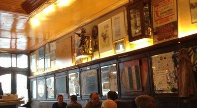 Photo of Belgian Restaurant Chez Stockis - Café Lequet at Quai Sur Meuse, 17, Liège 4000, Belgium
