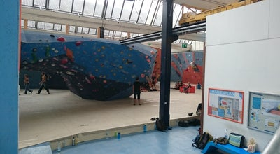Photo of Rock Climbing Spot Boulder Planet at Cologne, Germany