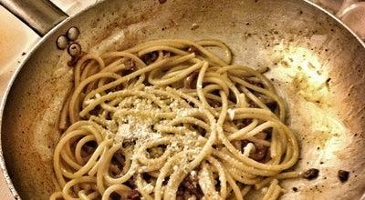 Photo of Italian Restaurant Taverna Trilussa at Via Del Politeama, 21, Roma 00153, Italy