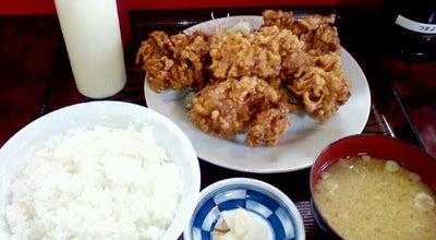 Photo of Diner 盛岡食堂 高松店 at 高松1-12-5, 盛岡市 020-0114, Japan