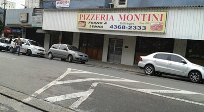 Photo of Pizza Place Pizzeria Montini at Av. Dr. Rudge Ramos, 293, São Bernardo do Campo 09637-000, Brazil