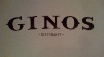 Photo of Italian Restaurant Ginos CC Gran Turia at Pza. De Europa, S/n, Xirivella 46950, Spain