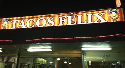 Photo of Taco Place Tacos Félix at Filósofos, Monterrey, Mexico