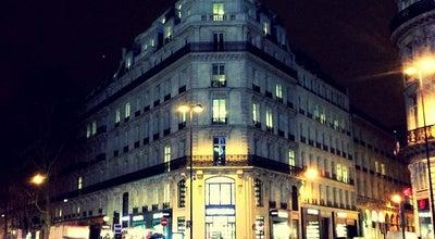 Photo of Road Boulevard Haussmann at Boulevard Haussmann, Paris 75009, France
