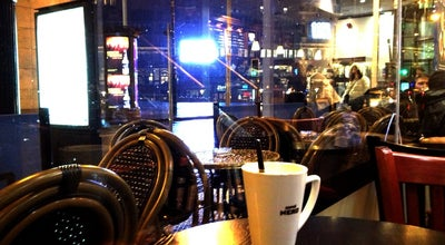 Photo of Coffee Shop Caffè Nero at Manchester M4 3AQ, United Kingdom