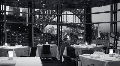 Photo of Australian Restaurant Quay at Overseas Passenger Terminal, Sydney, NS 2000, Australia