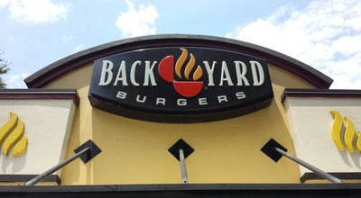 Photo of Burger Joint Backyard Burgers at 290 S State Road 434, Altamonte Springs, FL 32714, United States