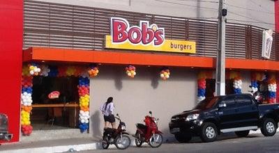 Photo of Burger Joint Bob's at Pç. Getúlio Vargas, Patos, Brazil