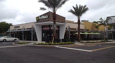 Photo of Breakfast Spot First Watch at 21170 Saint Andrews Blvd, Boca Raton, FL 33433, United States