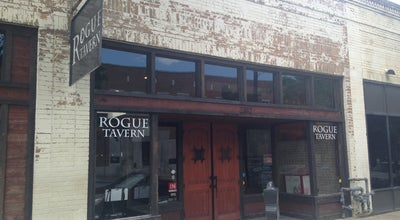 Photo of American Restaurant Rogue Tavern at 2312 2nd Ave N, Birmingham, AL 35203, United States