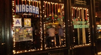 Photo of Restaurant Niagara at 112 Avenue A, New York, NY 10009, United States