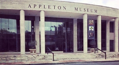 Photo of Art Museum Appleton Museum of Art at 4194-4496 Ne 21st St, Ocala, FL 34470, United States