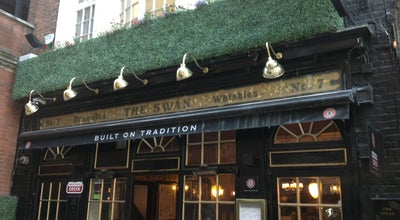 Photo of Pub The Swan at 7 Cosmo Pl, Holborn WC1N 3AP, United Kingdom