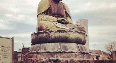Photo of Buddhist Temple 鎌ケ谷大仏 at 鎌ケ谷1-5, 鎌ケ谷市, Japan
