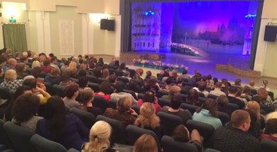 Photo of Theater Тамбовский молодёжный театр at Ул. Астраханская, 2а, Тамбов, Russia