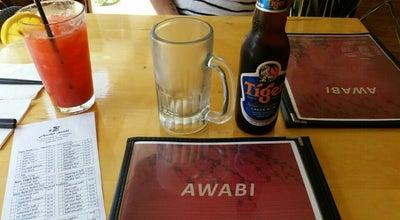 Photo of Sushi Restaurant Awabi Sushi at 111 S Loudoun St, Winchester, VA 22601, United States