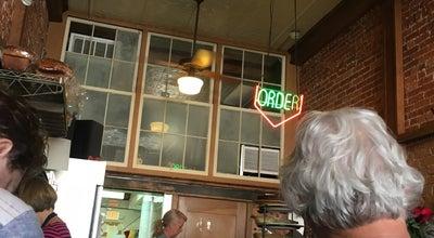 Photo of Cafe Cafe Cornucopia at 14 Main St., Bisbee, AZ 85603, United States