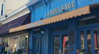 Photo of Bakery La Boulangerie de San Francisco at 1909 Union St, San Francisco, CA 94115, United States