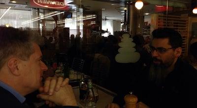 Photo of Diner La Brasserie des Sauges at Avenue Du Grey 58, Lausanne 1018, Switzerland