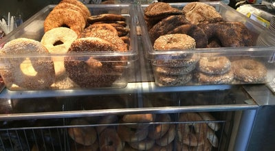 Photo of Bagel Shop New York Bagel Co at 11640 W San Vicente Blvd, Brentwood, CA 90049, United States