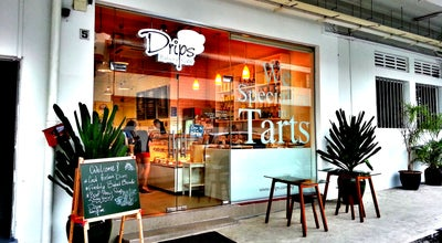 Photo of Cafe Drips Bakery Cafe at 82 Tiong Poh Rd, #01-05, Singapore 160082, Singapore