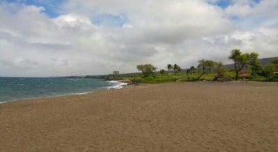 Photo of Beach Oneuli Beach at Mākena, HI, United States