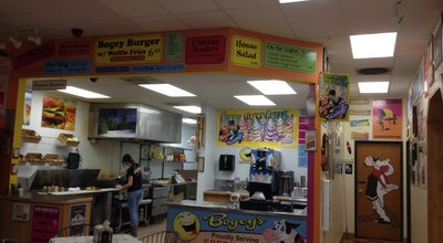 Photo of Burger Joint Bogey's Burger at 655 Nw Greenwood Ave, Redmond, OR 97756, United States
