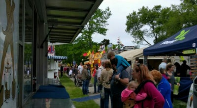 Photo of Racetrack Apple Blossom Festival at 2 S Chelan Ave, Wenatchee, WA, US, WA 98801, United States