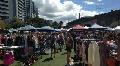 Photo of Flea Market Kirribilli Market at 41 Alfred St. S, Milsons Point, NS 2061, Australia