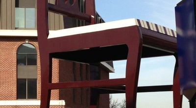 Photo of Outdoor Sculpture The Big Chair at 2120 Martin Luther King Jr Ave Se, Washington, DC 20020, United States