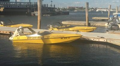 Photo of Harbor / Marina Boston Harbor Mini Speed Boats at India Wharf Marina, Boston, MA 02110, United States