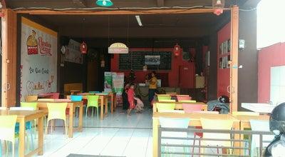 Photo of Pizza Place Panties Pizza at Jl. Karimata No. 21, Jember, Indonesia