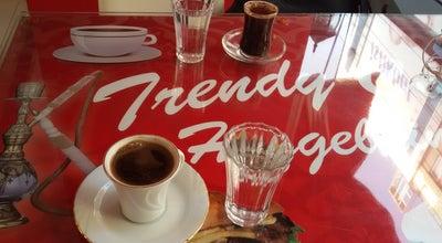 Photo of Burger Joint Trendy Cafe at Çay Mahallesi, Turkey