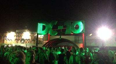 Photo of Nightclub DC10 at Address /, Carretera De Las Salinas Km1, Ibiza., Playa d'en Bossa, Spain