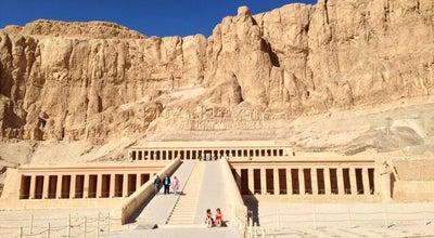 Photo of Historic Site Temple of Hatshepsut | معبد حتشبسوت at Deir Al Bahri, Luxor, Egypt