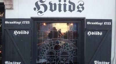 Photo of Pub Hviids Vinstue at Kongens Nytorv 19, København K 1050, Denmark