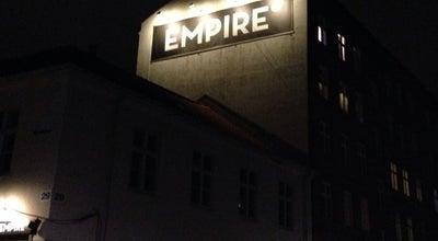 Photo of Movie Theater Empire Bio at Guldbergsgade 29 F, København N 2200, Denmark