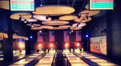 Photo of Bowling Alley All Star Lanes at 95 Brick Ln., London E1 6QL, United Kingdom