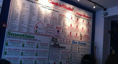 Photo of Cafe CookieShake at Nottingham, United Kingdom