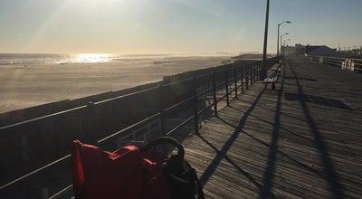 Photo of Beach Atlantic Beach Boardwalk at The Plaza, Atlantic Beach, NY 11509, United States