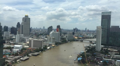 Photo of Hotel Bar Helipad (Three Sixty) Millennium Hilton Bangkok at Thailand