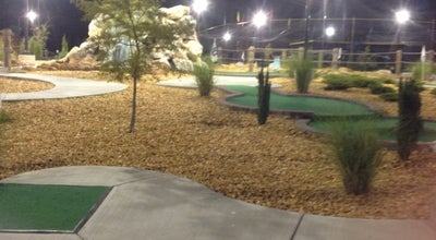 Photo of Mini Golf Big Rock Mini Golf & Fun Park at 11411 Baseline Rd, Little Rock, AR 72209, United States