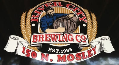 Photo of Brewery River City Brewing Co at 150 N Mosley St, Wichita, KS 67202, United States