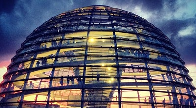 Photo of Scenic Lookout Reichstagskuppel at Platz Der Republik 1, Berlin 11011, Germany