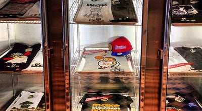 Photo of Boutique Johnny Cupcakes at 7959 Melrose Ave, Los Angeles, CA 90046, United States
