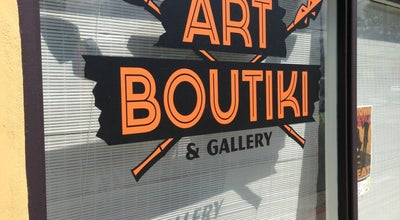 Photo of Music Venue Art Boutiki & Gallery at 44 Race St, San Jose, CA 95126, United States