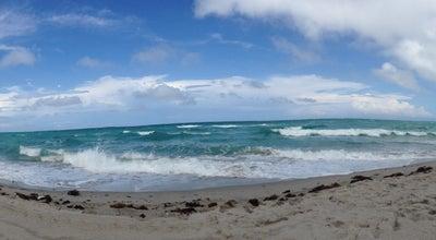 Photo of Beach Beach at The Diplomat Resort & Spa at 3555 S Ocean Dr, Hollywood, FL 33019, United States