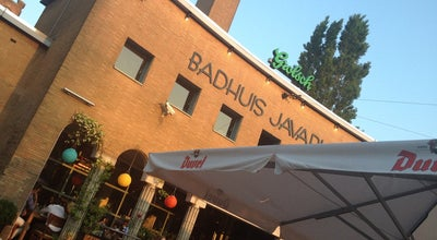 Photo of Restaurant Het Badhuis at Javaplein 21, Amsterdam 1095 CJ, Netherlands